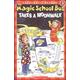 Magic School Bus Takes a Moonwalk (Scholastic Reader Level 2)