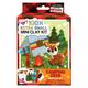 100% Extra Small Mini Clay Kit - Camping Deer