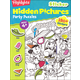 Sticker Hidden Pictures: Party Puzzles