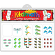 Magnetic Kidmath Critter Counting Sets