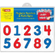 Magnetic Numbers & Math Signs
