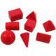 Small Geometric Solids (Set of 8)