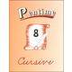 Pentime Cursive Grade 8
