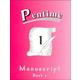Pentime Manuscript Grade 1 (Book 2)