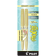Frixion Light Yellow Highlighters Chisel Tip - 2 pack