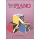 Bastien Piano Basics Method Level 1
