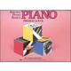 Bastien Piano Basics Method Primer