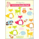 Little Doodle Pad - Fox & Woodland Animals