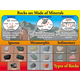 Types of Rocks Chartlet