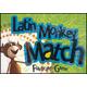 Latin Monkey Match 1 Flashcard Game