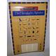 Hieroglyphic Alphabet Poster