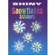 Shiny Snowflake Stickers