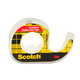 Scotch Double Sided Tape in Dispenser, .5