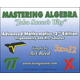 Mastering Algebra - Advanced Mathematics: Trigonometry and Pre-Calculus 2nd Edition DVD