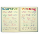 Cursive Writing Placemat