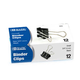 Small Black Binder Clips (3/4