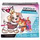 Pet Lover Fashion Sketch Portfolio