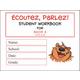 Ecoutez, Parlez! Student Workbook Book 3