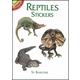 Reptiles Stickers (Realistic)