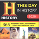This Day in History Boxed Calendar 2019