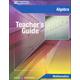 Algebra Teacher's Guide (Power Basics)