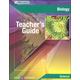 Biology Teacher's Guide (Power Basics)