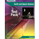 Earth And Space Science Test Pack and Answer Key