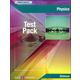 Physics Test Pack w/ Ans Key (Power Basics)
