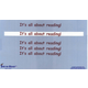 See-N-Read Reading Tool - Document Size (8 1/2