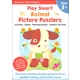 Play Smart Animal Picture Puzzlers 3+ Workbook