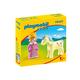 Princess with Unicorn (Playmobil 1-2-3)