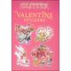 Glitter Valentine Stickers