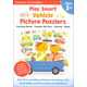 Play Smart Vehicle Picture Puzzlers 3+ Workbook