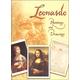 Leonardo Paintings & Drawings 24 postcards