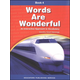 Words Are Wonderful Student Book 4