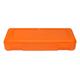 Pencil/Ruler Box - Orange