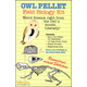 Student Owl Pellet Kit (2 Lg Owl Pellets)
