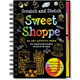 Sweet Shoppe Scratch and Sketch Activity Book
