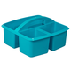 Small Utility Caddy - Turquoise