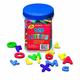 Magnetic Foam Letters - 120 pc Bucket