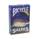Bicycle Playing Cards - Sharks