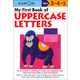 My First Book of Uppercase Letters (Kumon Wkb