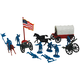 American Civil War Cavalry Set