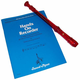Hands On Recorder Book with Red Canto Recorder