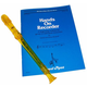 Hands On Recorder Book with Yellow Canto Recorder