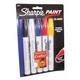 Sharpie Paint Medium Point Set of 5 (Assorted Colors)