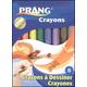 Prang Crayons 8 Colors Set