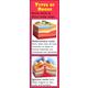 Types of Rocks Bookmark
