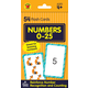 Spectrum Flash Cards - Numbers 0-25