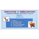 Escucha y Hablemos! Learning Spanish for Kids and Adults Level 1 with CD